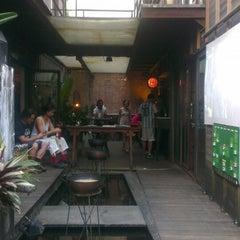 Photo taken at Villa Herbs by Nogu H. on 7/13/2014