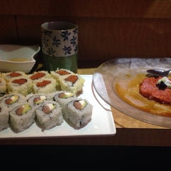 Photo taken at Wasabi Sushi and Grill by Matt M. on 9/20/2014