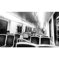 Photo taken at Metro Valparaiso - Estación El Salto by Rubén F. on 7/2/2014