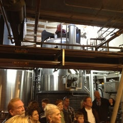 Photo taken at Boulevard Brewing Co by Sean L. on 12/22/2012