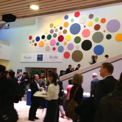 Photo taken at World Economic Forum (WEF) by Mohammed Shael A. on 1/23/2013