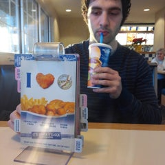 Photo taken at Culver's by Jessica L. on 1/7/2014