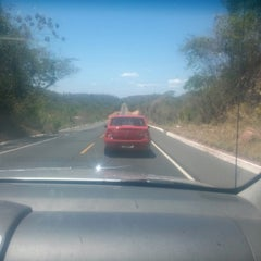 Photo taken at BR 343 - THE/PARNAIBA by Nilson Cesar F. on 11/27/2014