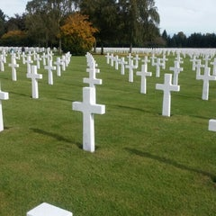 Photo taken at Henri-Chapelle American Cemetery and Memorial by Stefaan P. on 10/6/2015
