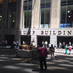 Photo taken at Trump Building by Nikki T. on 6/20/2014