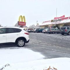 Photo taken at McDonalds by Illiad B. on 12/31/2012