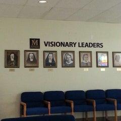 Photo taken at Madonna University by Elizabeth W. on 9/18/2013