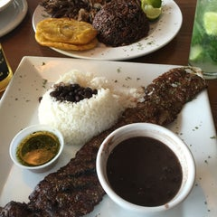 Photo taken at El Tropico Restaurant by Miguel M. on 10/21/2015