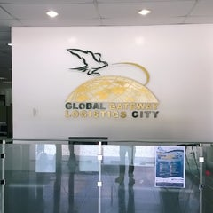 Photo taken at Global Gateway Logistics City by Daryl S. on 4/12/2014
