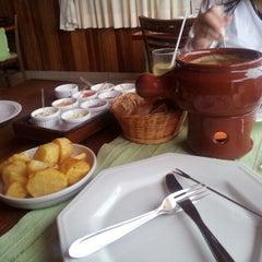 Photo taken at Restaurante Mont Vert by Marcos M. on 12/19/2012