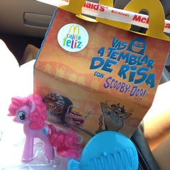 Photo taken at Mc Donald's Ejército by Cassandra R. on 8/15/2014