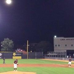 Photo taken at Earl E. Wilson Baseball Stadium by Linda A. on 2/15/2014