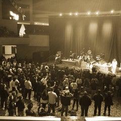 Photo taken at Firelake Grand Casino by Jonathan S. on 1/15/2014