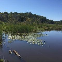 Photo taken at Mass Audubon Ipswich River Wildlife Sanctuary by Heather A. on 9/5/2015