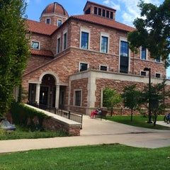 Photo taken at CU: Leeds School of Business by Diamante A. on 8/27/2014