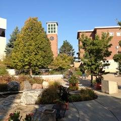 Photo taken at Western Michigan University by Jennifer C. on 10/4/2012