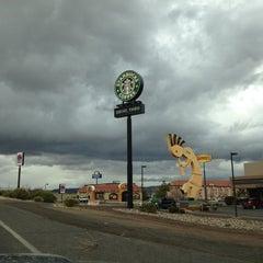 Photo taken at Starbucks by Zeke M. on 1/28/2013