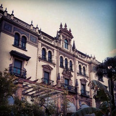 Photo taken at Hotel Alfonso XIII by ZL G. on 3/13/2013
