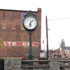 Photo taken at Downtown Lititz by Carlos R. on 11/10/2013