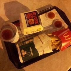 Photo taken at McDonald's by Luqman M. on 7/18/2012
