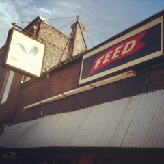 Photo taken at Feed by Communicator on 3/26/2012