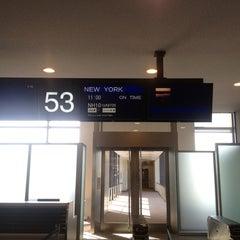 Photo taken at NRT - GATE 53 (Terminal 1) by yoichi y. on 3/9/2013