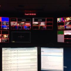 Photo taken at News Channel 3- WREG TV by John P. on 12/10/2014