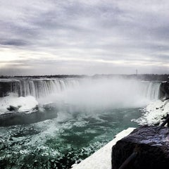 Photo taken at Niagara Falls (Canadian Side) by Jake M. on 2/22/2013