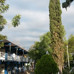 Photo taken at Prepa Sur by Hiram Isai G. on 5/9/2014