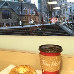 Photo taken at Tim Hortons by M.A.T on 1/12/2015