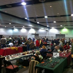 Photo taken at Pritchard Laughlin Civic Center by Lennon D. on 10/20/2012