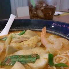 Photo taken at Oishi Ramen (โออิชิ ราเมน) by porky p. on 2/17/2015