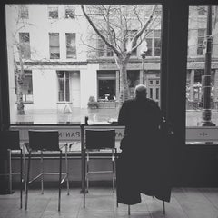 Photo taken at Caffè Umbria by Oleg Z. on 1/27/2013