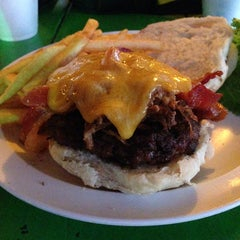 Photo taken at Cheeseburgers in America's Paradise by Nathan B. on 3/20/2014