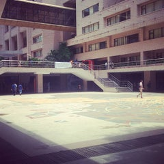 Photo taken at North South University by araf h. on 7/28/2015