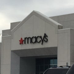 Photo taken at Macy's by Barbara K. on 12/30/2014