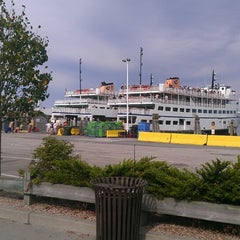 Photo taken at The Block Island Ferry by Aj M. on 8/18/2013