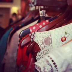 Photo taken at Cherry Pick Vintage by Sarah L. on 1/17/2013