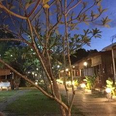 Photo taken at The Cabin Resort Langkawi by FarooqFairuz's on 12/31/2015