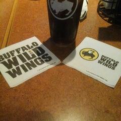 Photo taken at Buffalo Wild Wings by Sarah M. on 3/14/2014