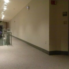 Photo taken at Lowell Lecture Hall by Kit K. on 10/30/2014