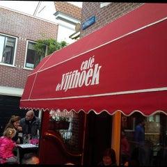 Photo taken at Café de Vijfhoek by Akos B. on 10/25/2014