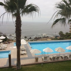 Photo taken at Radisson Hotel Iquique by Mayra A. on 12/14/2014