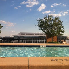 Photo taken at The Whitman Rooftop Pool by Lisa A. on 6/7/2014