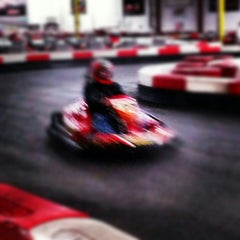 Photo taken at K1 Speed Irvine by Chris F. on 11/17/2012