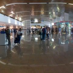 Photo taken at Aeropuerto Internacional Rafael Nuñez (CTG) by Coco C. on 3/18/2013