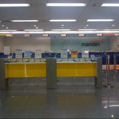Photo taken at Bank Mandiri by Smart B. on 11/26/2013