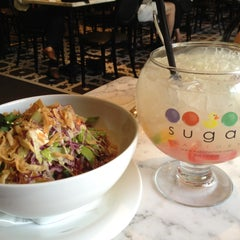 Photo taken at Sugar Factory by Donna_C on 4/15/2013