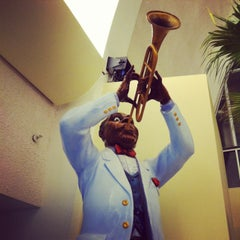 Photo taken at Louis Armstrong New Orleans International Airport (MSY) by Dena on 3/19/2013
