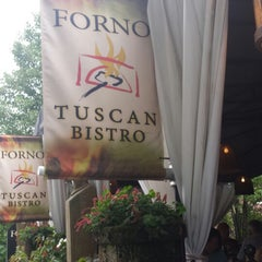 Photo taken at Forno Bistro by Bobby D. on 7/14/2014